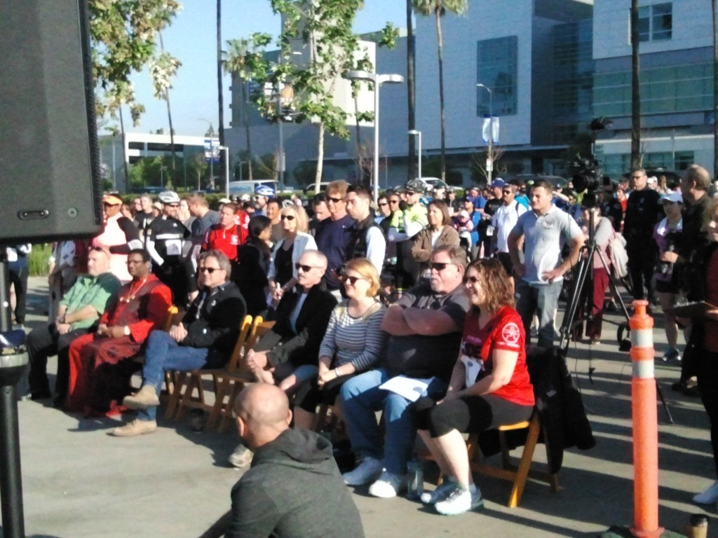 Nice to see new LADOT General Manager Seleta Reynolds and Executive Officer Bruce Gillman in the front row, a sign that the city is finally taking hit-and-run seriously.