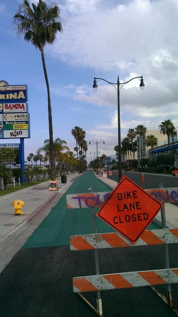 Redondo Bike Lane