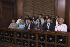 Jury box