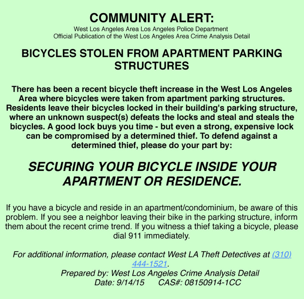 1-LAPD-Alert-Bicycle-Thefts