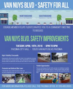 Van Nuys Meeting
